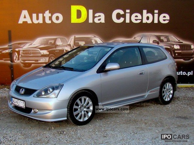 2005 Honda  Civic SPORTS, 100% BEZWYPADKOWY Other Used vehicle photo