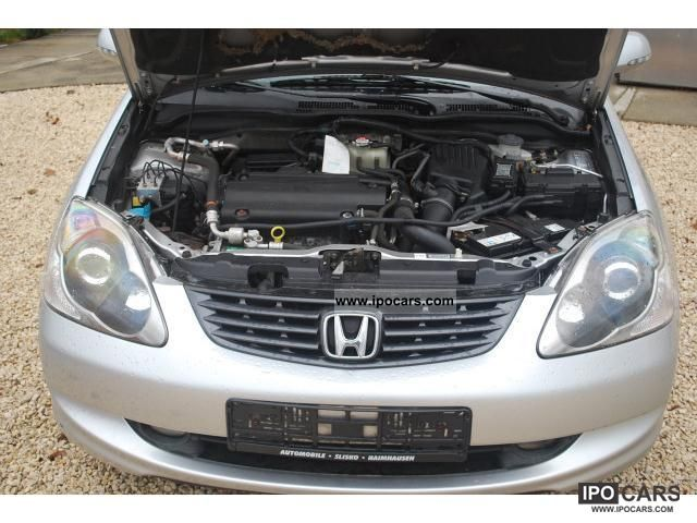 Honda Civic 1.7 Engine Spec 2006 Honda Civic 1.7 Ctdi