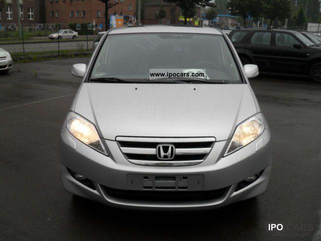 2006 Honda  FR-V 2.2 CTDi & Air Conditioning & Aluminum & sunroof & Top Van / Minibus Used vehicle photo