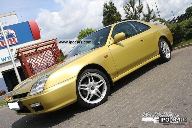 2000 Honda  PRELUDE 4WS H22A8 200KM ORG. 69000km Sports car/Coupe Used vehicle photo