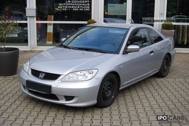 2005 Honda Civic Coupe 1.7 LS Sports Car/Coupe