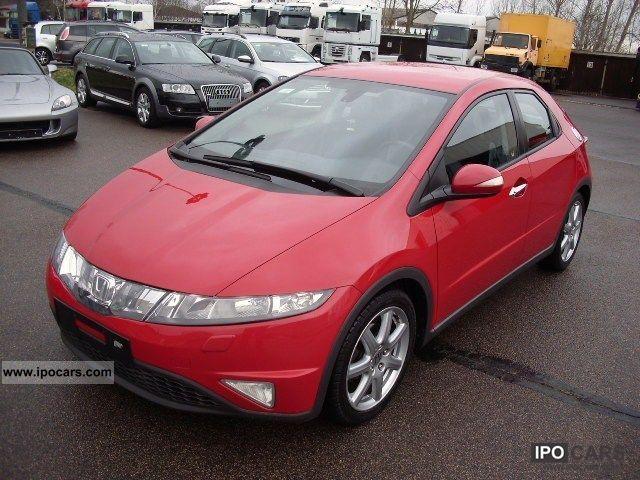 2007 Honda  Civic 2.2i-CTDi DPF Comfort Limousine Used vehicle photo