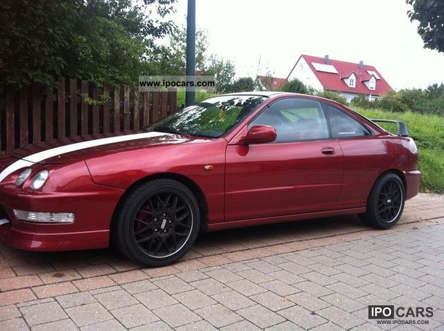 1998 Honda Integra Type R Motorcycle Swap G O Cars Sports Car Coupe