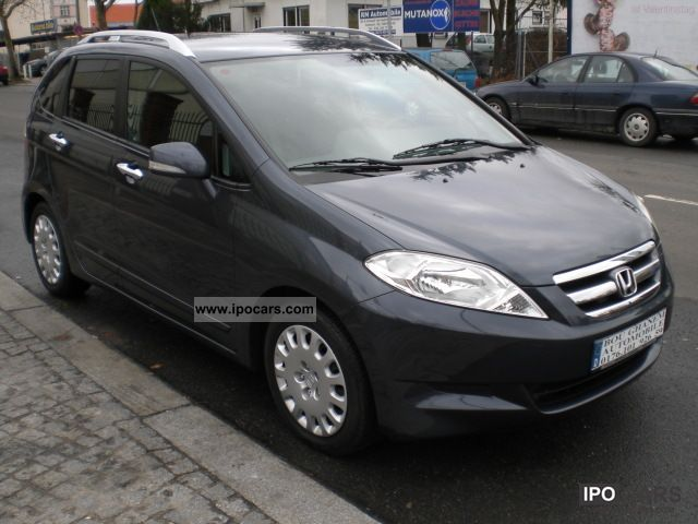 2005 Honda  FR-V 2.2 CTDi Comfort Top Condition Van / Minibus Used vehicle photo