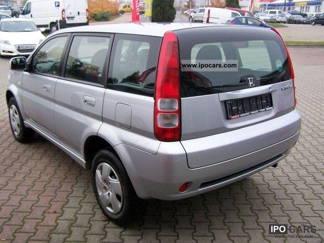 2005 Honda HR-V 1 6 - Car Photo and Specs