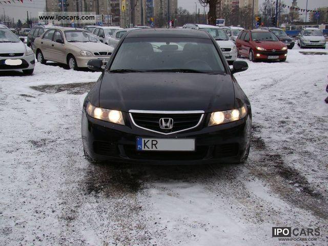 2005 Honda  Accord SALON POLSKA SERWISOWANA Estate Car Used vehicle photo