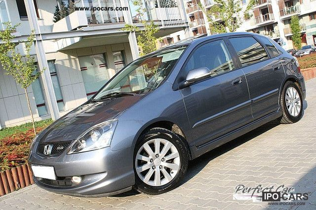 2004 Honda  2.0 DOHC VTEC SPORT 160KM Limousine Used vehicle photo
