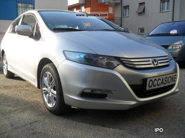 Honda  Insight 1.3 Elegance Prezzo trattabile! 2009 Hybrid Cars photo