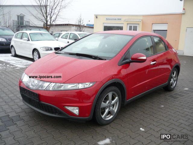 2007 Honda Civic 1 4i Dsi Sport Car Photo And Specs
