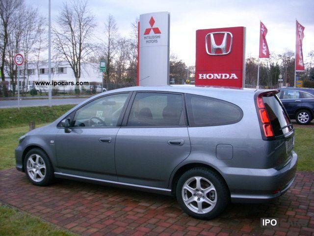 2004 Honda  Stream 1.7i ES Van / Minibus Used vehicle photo