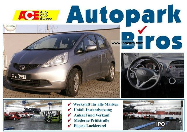 2009 Honda  Jazz 1.4 i Comfort Van / Minibus Used vehicle photo