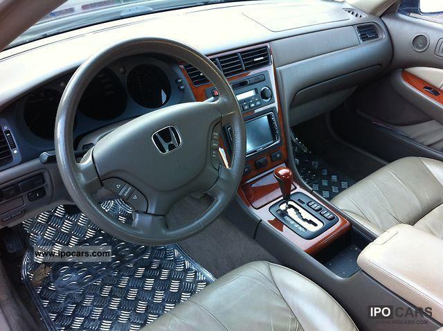 2004 Honda Legend 3 5i V6 Car Photo And Specs