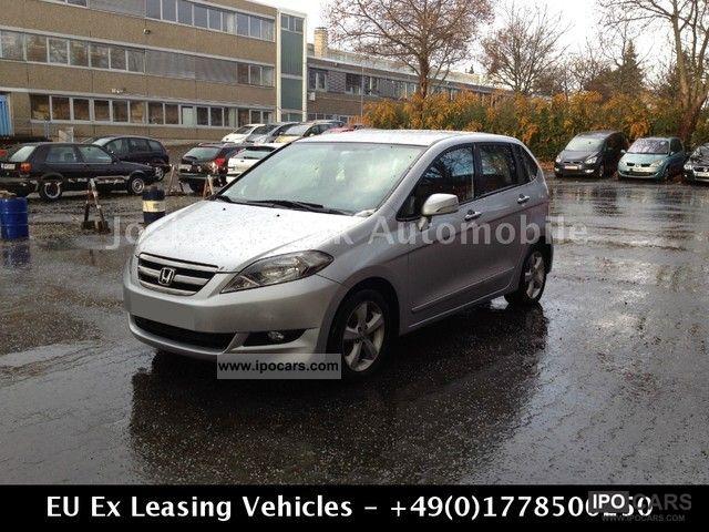 2008 Honda  FR-V 2.2 CTDI * Klimaautomatic aluminum, Exp: 7500, - Van / Minibus Used vehicle photo