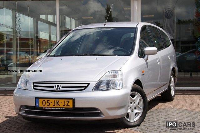 2002 Honda  Stream 2.0i VTEC-E ES 7 Persoons Van / Minibus Used vehicle photo
