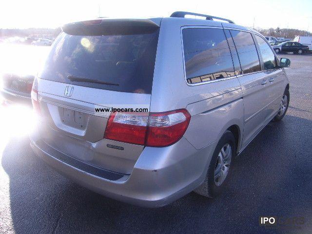 Captivating ... 2007 Honda ODYSSEY Limousine Used Vehicle (business Photo ...