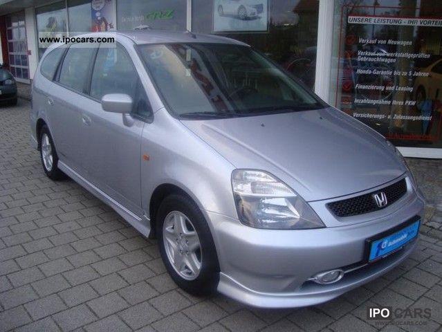 2003 Honda  Stream 2.0 ES Sport Van / Minibus Used vehicle photo