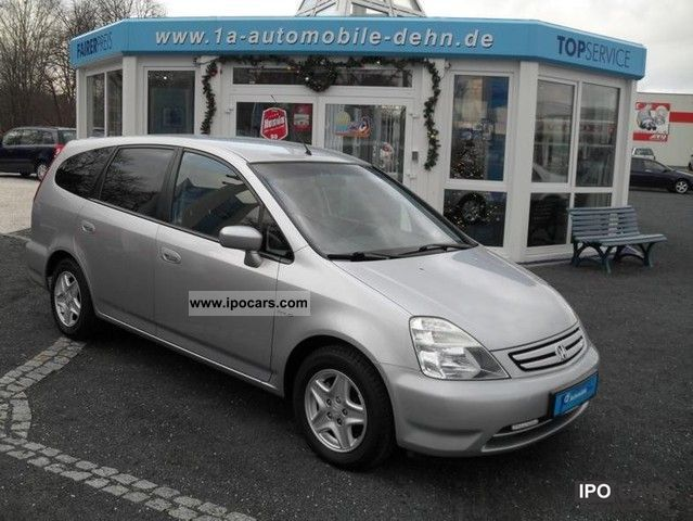 2003 Honda  Stream 2.0 ES EPH Van / Minibus Used vehicle photo