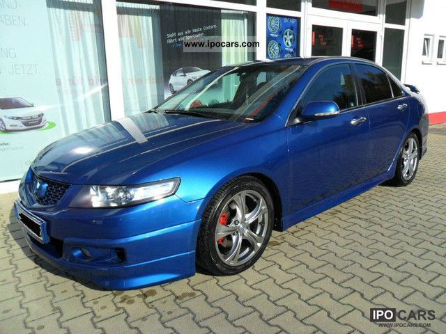 2007 Honda Accord 2 2i Ctdi Sport With Bodykit Car Photo