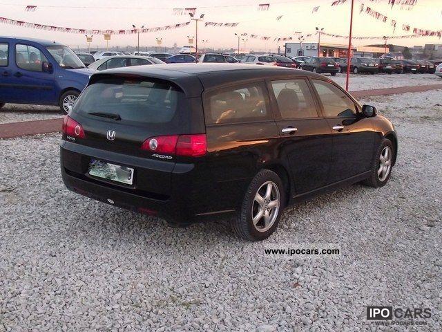 2006 honda accord tourer gwarancja car photo and specs. Black Bedroom Furniture Sets. Home Design Ideas