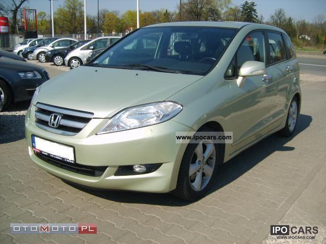 2004 Honda  FR-V SALON POLSKA, BEZWYPADKOWY! Other Used vehicle photo