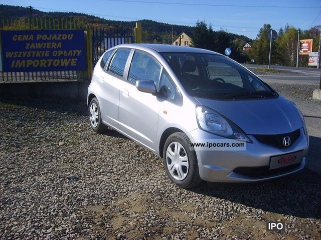2009 Honda  Jazz 1.2 OPŁACONY 90km! Other Used vehicle photo