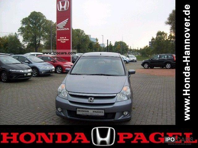 2004 Honda  Stream 2.0i Sport * Climate control * Van / Minibus Used vehicle photo