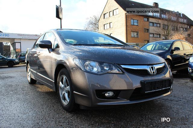 Honda  Civic Hybrid 1.3i Comfort / Navi Plus / PDC / aluminum! 2009 Hybrid Cars photo