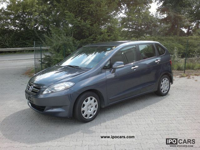 2007 Honda  FR-V 2.2 CTDi Comfort 140HP 6Sitz very spacious Van / Minibus Used vehicle photo