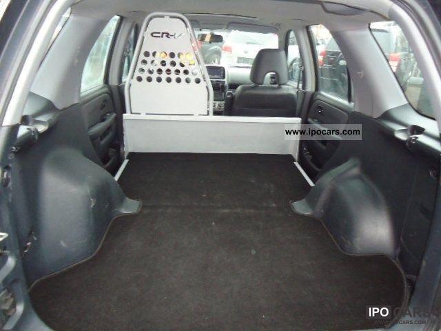 2006 honda cr v 2 2 i ctdi executive van car photo and specs. Black Bedroom Furniture Sets. Home Design Ideas