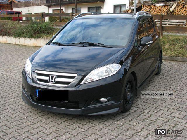 2007 Honda  FR-V 2.0 Comfort Gas Conversion!!! Van / Minibus Used vehicle photo