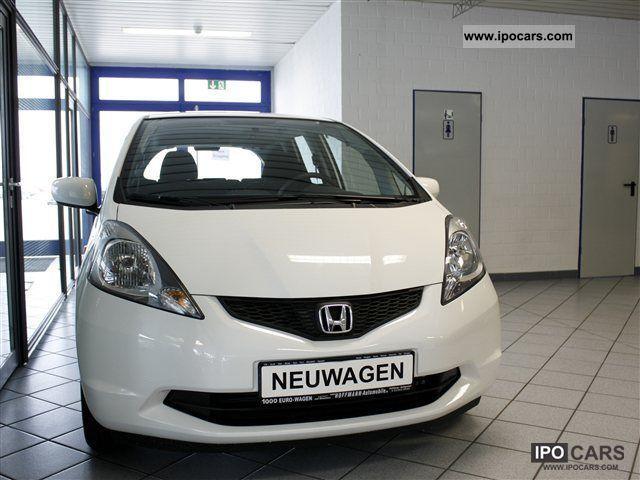2011 Honda  Jazz Air - LF / FB - EFH Small Car New vehicle photo