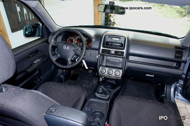 Worksheet. 2006 Honda CTDi CRV 22i ES DPF  Car Photo and Specs