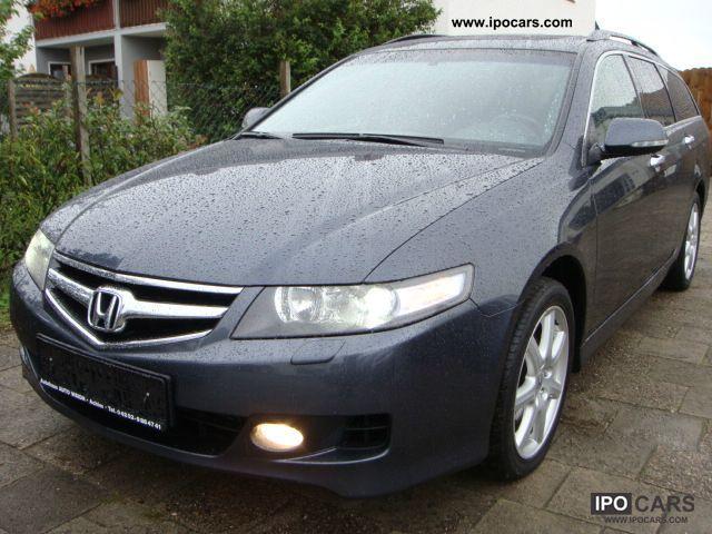 2007 Honda  Accord Tourer 2.2i-CDTi * Xenon * Navi * TOP * Estate Car Used vehicle photo