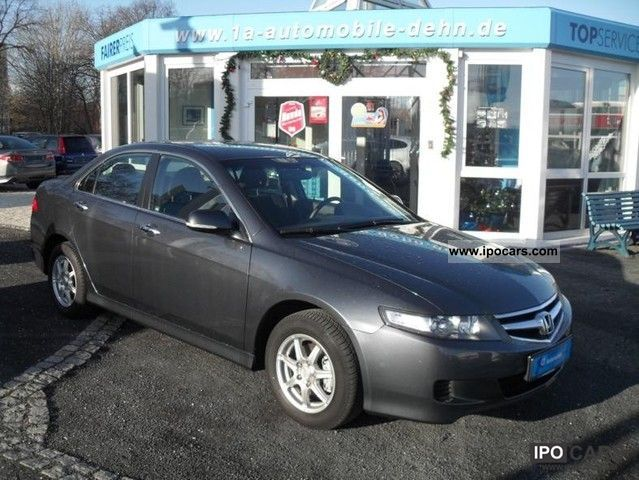 2007 Honda  Accord 2.0 Comfort Wheels Limousine Used vehicle photo