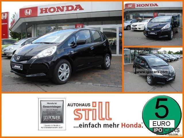 2011 Honda  Jazz 1.2 S climate 50 years Edition ESP Limousine Used vehicle photo