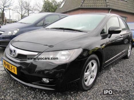 Honda  CVT Civic 1.3 HYBRID AUTO MODE 4 DRS BWJ 2009 NW 2009 Hybrid Cars photo