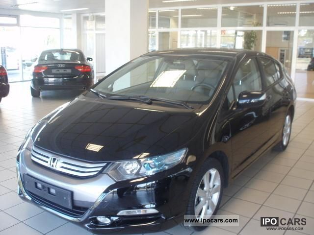 Honda  Insight 1.3 Elegance 2009 Hybrid Cars photo