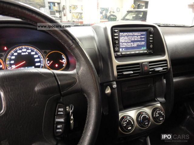 Worksheet. 2006 Honda CRV 20 VTEC EX BIFUEL  Car Photo and Specs