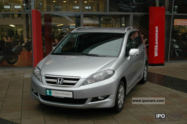 2007 Honda  FR-V 2.2 i-CTDi DPF Comfort Van / Minibus Used vehicle photo