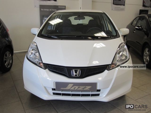 2011 Honda  Jazz 1.4 I-VTEC TREND MY 2012 KM 0 Limousine New vehicle photo