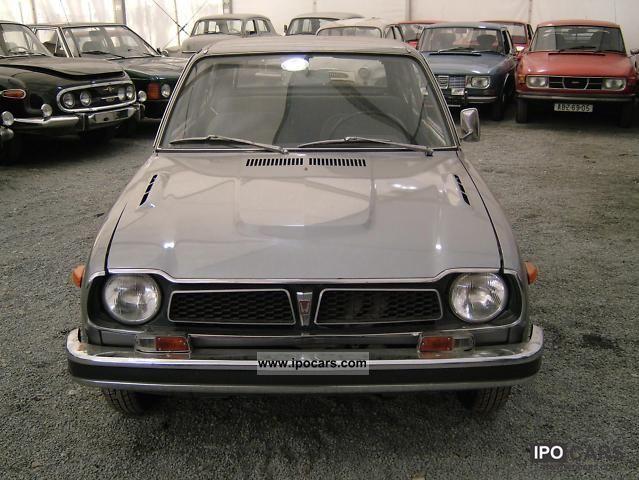 Honda  SB1 1975 Vintage, Classic and Old Cars photo