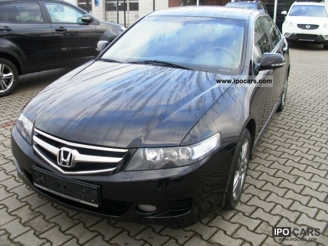 2007 Honda Accord 2 0 I Sport 30 Years Edition Car Photo