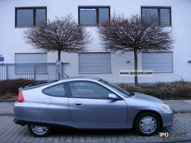 Honda  Insight - Hybrid: Automatic air conditioning + rims 2000 Electric Cars photo