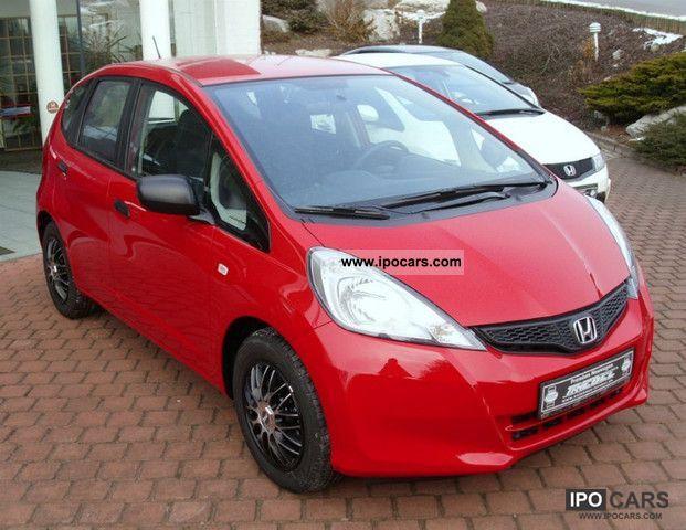 2012 Honda  Jazz 1.2 i-VTEC 50 years Edition * air * Small Car Pre-Registration photo