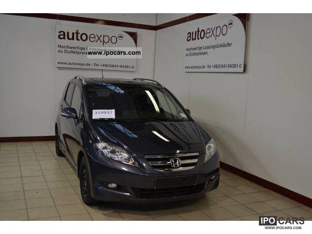 2007 Honda  FR-V 1.8 Executive, 6 seats, automatic climate control Estate Car Used vehicle photo