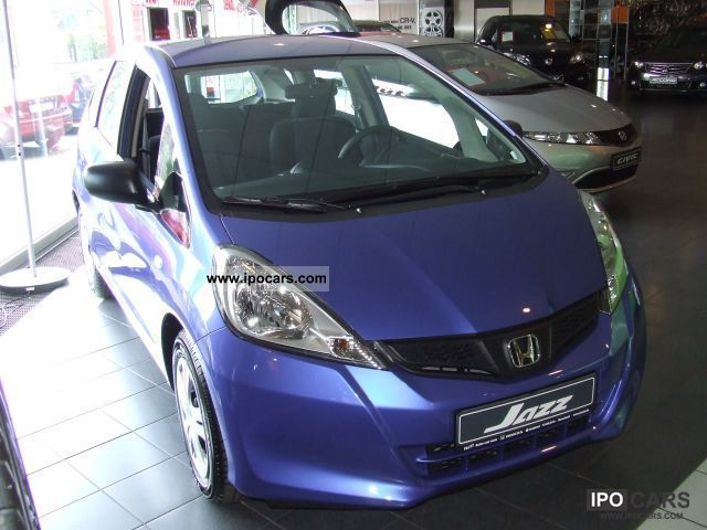 2012 Honda  Jazz 1.2i Edition 50 years Limousine Pre-Registration photo