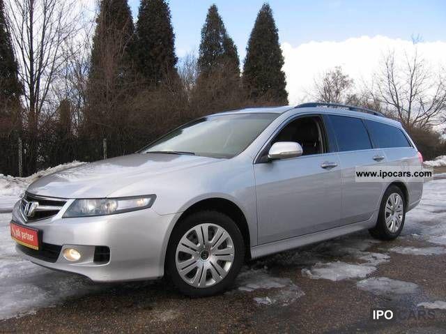 2008 Honda  Accord I-CTDI, gwarancja przebiegu, Bezwypadkowy Estate Car Used vehicle photo