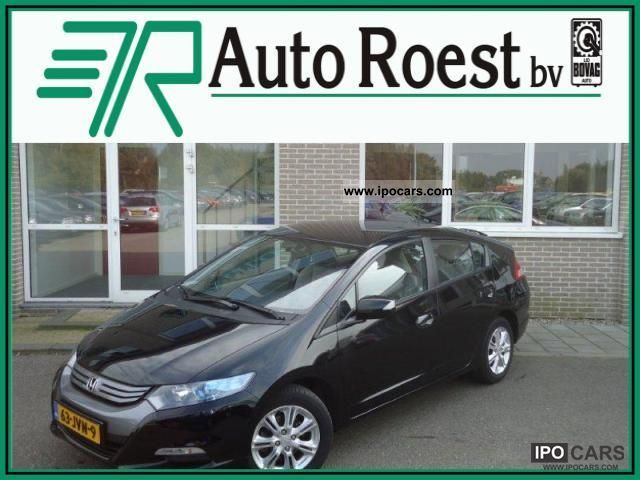 Honda  Insight 1.3 Comfort 2009 Hybrid Cars photo