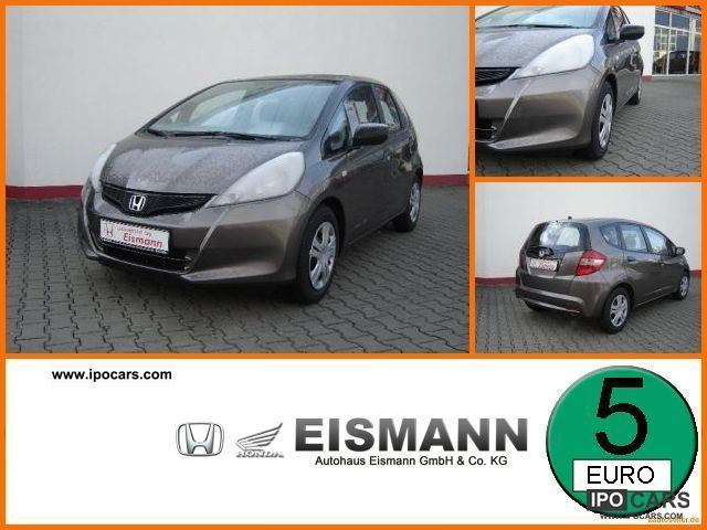 2012 Honda  Jazz 1.2 i-VTEC 50 years 50 years Editio Edition Small Car Pre-Registration photo
