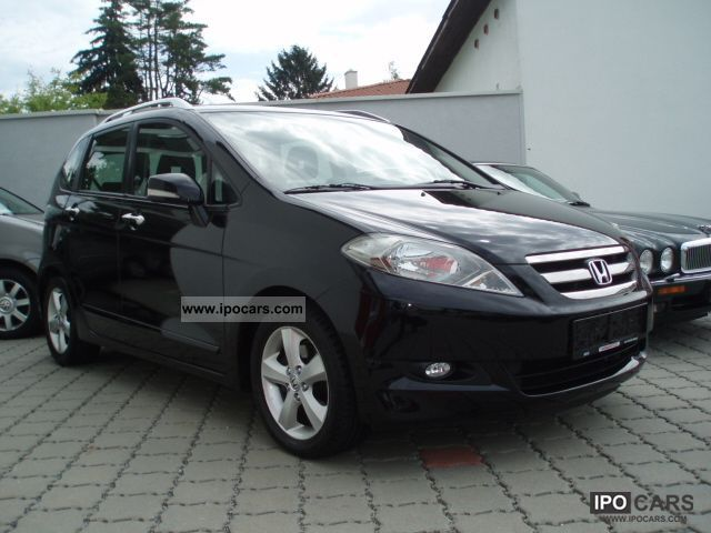 2008 Honda  FR-V 2.2 CTDi Comfort DPF Van / Minibus Used vehicle photo